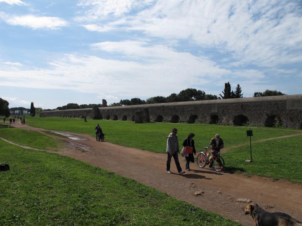 Il Parco degli Acquedotti